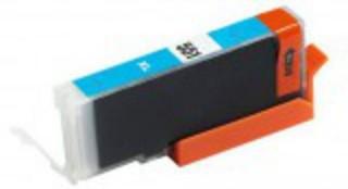 CANON CLI-551C XL kompatibilní náplň azurová (cyan CLI551C, pro MG5400/5450/6350, MX925