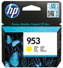 HP F6U14AE náplň č.953 žlutá (yellow, cca 700 stran) (pro OfficeJet Pro 7740, 8210, 8710,8715, 8720,