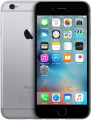 Apple iPhone 6S 32GB Space Gray, 4.7