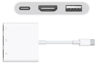 APPLE USB-C Digital AV Multiport Adapter (USB-C víceportový digitální AV adaptér)