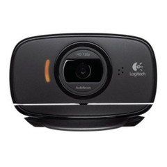 LOGITECH webcam C525 HD 720p, USB, mikrofon, black