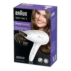 BRAUN Fén na vlasy Satin 3 HD 380