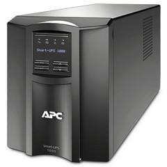 APC SMT1000I ups Smart-UPS 1000 LCD, 700W/1000VA, USB, 230V line interaktiv