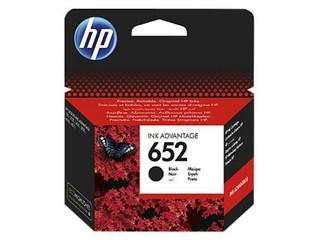 HP F6V25AE náplň č.652 černá cca360 stran (pro DJ Advantage 3835, 3775, 3785, 3635, 3636, 2135, 1115