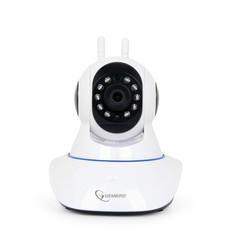 GEMBIRD rotační IP kamera HD wifi bílá ICAM-WRHD-01