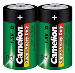 CAMELION 2pack SUPER HD MONO/D/R20 baterie zinková (cena za 2pack)
