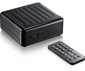 ASROCK BEEBOX-S 7100U/B/BB black černý (intel Kaby Lake i3-7100U, bez MEM, bez HDD, 2xHDMI +DPort, 7