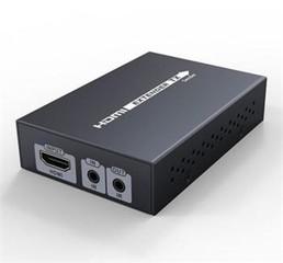 HDMI HDbaseT extender Ultra HD 4k x 2k na 70m přes Cat5e/Cat6