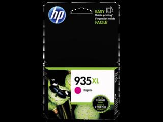 HP C2P25AE originální náplň purpurová č.935XL velká cca 825 stran (magenta, pro HP OfficeJet 6830, 6