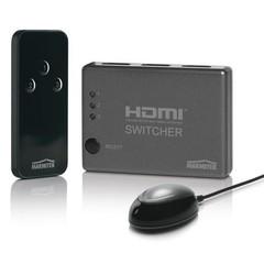 MARMITEK Connect 310 HDMI switch 3in/1out (přepínač HDMI signálu s podporou 3D, volba ze 3 vstupů na