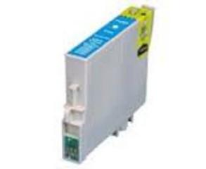 EPSON T0712 kompatibilní náplň azurová inkoustová (cyan), pro Stylus D78, DX4000, DX5000, DX5050, DX