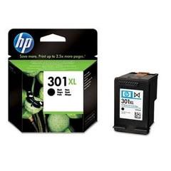 HP CH563EE originální náplň černá č.301XL black, velká (480stran, pro Deskjet 1050, 1510, 2050, 2514