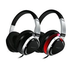 CREATIVE AURVANA LIVE!2 RED sluchátka s mikrofonem (RED, červené), konektor 3.5mm, náhlavní sluchátk