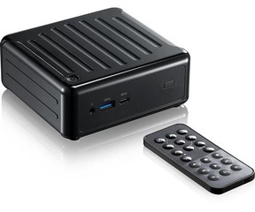 ASROCK BEEBOX-S 7200U/B/BB black černý (intel Kaby Lake i5-7200U, bez MEM, bez HDD, 2xHDMI +DPort, 7