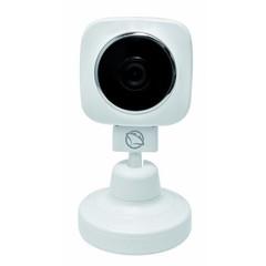 MANTA IP kamera, bezdrátová, WiFi, microSD, 720p, infračervené LED osvětlení, bílá