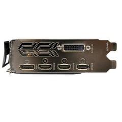 GIGABYTE VGA GV-N105TG1 GAMING-4GD GeForce GTX1050Ti (4GB GDDR5, 128bit, DVI+ 3xHDMI +DPort, GTX 105