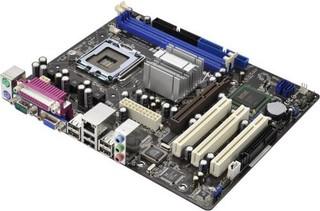 ASROCK MB 775I65G R3.0 (775, intel, 2xDDR1/400, VGA, PCI+AGP, SATA+IDE, USB, 5.1, LAN, mATX)
