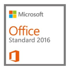 MS Office Standard 2016 SNGL OLP NL ACDMC