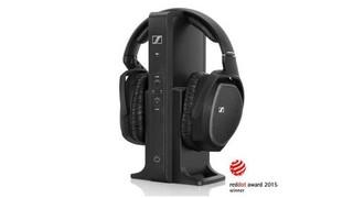 SENNHEISER RS 175 black (černá) bezdrátová sluchátka typ mušle