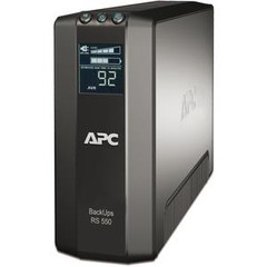 APC BR550GI ups Power Saving Back-UPS Pro 550, 330W/550VA, USB, LCD panel, line interaktiv