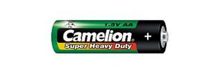 CAMELION 12ks baterie SUPER HD AA/R6 blistr baterie zinková (cena za 12pack)