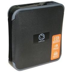MANTA MPB004B Power Bank 7000mAh, externí cestovní baterie (černá), 2xUSB