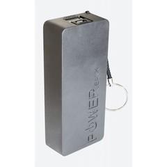 MANTA MPB002B Power Bank 4000mAh, externí cestovní baterie (černá), 1xUSB