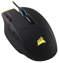 CORSAIR myš Gaming Sabre RGB 10000 DPI Optical Gaming Mouse (model 2016, EU Version, pro hráče