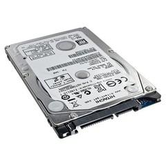 HITACHI Travelstar Z5K500 hdd 500GB 2.5in, SATA3 6Gb/s, 5400ot, 16MB cache, 7mm