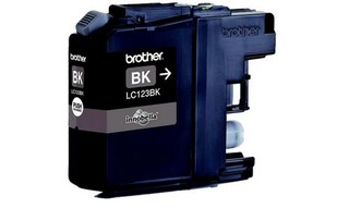 BROTHER LC-123Y cartridge Yellow - 600 stran