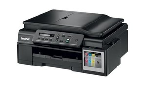 BROTHER DCP-T700W Print/Scan/Copy, A4, 11/6 str/minuta, 2400 x 600, ADF, WiFi, USB - multifunkce