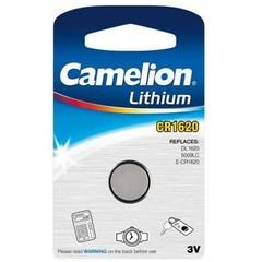 CAMELION CR1620 knoflíková baterie 1ks 3V (Lithium)