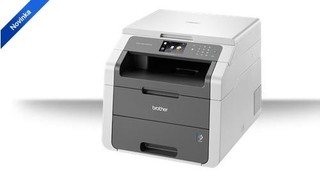 BROTHER Color LED DCP-9015CDW Print/Scan/Copy, A4, 600x600copy,18/18, stran/min, USB, WiFi, duplex,