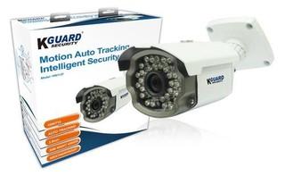 KGUARD CCTV kamera HW113F, Mega Pixel CMOS, 1000 TVL, IR LED dosvit 30m, 3.6mm fixní objektiv, voděo