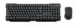 CONNECT IT bezdrátová klávesnice + myš SET USB, černá