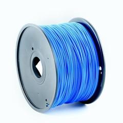 GEMBIRD 3D PLA plastové vlákno pro tiskárny, průměr 1,75 mm, modré, 3DP-PLA1.75-01-B