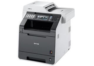 BROTHER Color LED DCP-9020CDW Print/Scan/Copy, A4, 2400x1200dpi, 18/18, stran/min, USB, WiFi, ADF, d