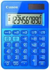 CANON kalkulačka LS-100K-MBL RR modrá, stolní kalkulačka, duální napájení