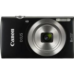 CANON IXUS 185 digitální fotoaparát černý (20Mpix, 16x opt zoom, 2,7