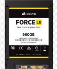 CORSAIR ForceLE SSD 960GB 2.5in 7mm SATA3 6Gb/s TLC (čtení až 560MB/s, zápis až 530MB/s, řada FORCE