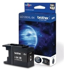 BROTHER LC-1280XLBk cartridge Black - 2400 stran