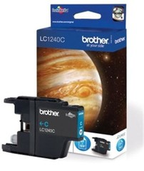 BROTHER LC-1240C cartridge Cyan - 600 stran