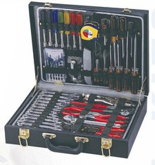 GOLDTOOL BOX GTK-390 sada nářadí 50ks (Home Tool Kit)