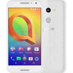 ALCATEL ONETOUCH A3 5046D Dual SIM Bílý, mobilní telefon, 5
