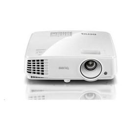 BENQ projektor MW533, WUXGA/3D/3300ANSI, bílý