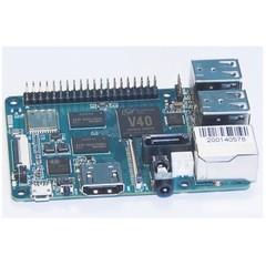 BANANA Pi M2 Berry jednodeskový počítač
