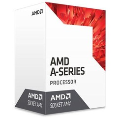 AMD cpu A6 9500 APU AM4 Box (7. generace, 2x CPU + 6x GPU integr. grafika, 3.5GHz / 3.8GHz, 1MB cach