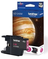 BROTHER LC-1240M cartridge Magenta - 600 stran