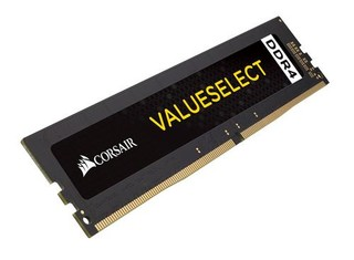 CORSAIR 16GB DDR4 2666MHz VALUE SELECT CL18-18-18-43 1.2V XMP2.0