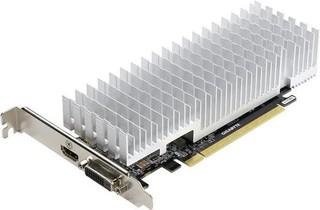 GIGABYTE VGA GV-N1030SL-2GL GeForce GTX1030 (2GB GDDR5, 64bit, DVI+ HDMI, pasivní, low profile)